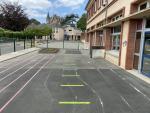 Parcours RDC (GS - CP Corinne - CM2 Véronique)
